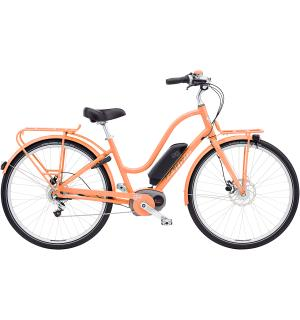 Electra Townie Commute Go! 8i Elsykkel 2020 mod, Bosch, 8 gir, Orange