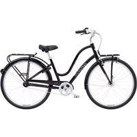 Electra Townie Commute 7i EQ Damesykkel 7 interne gir, Black