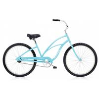 Electra Cruiser 1 Light Blue Damesykkel 1 gir