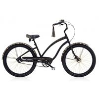 Electra Cruiser Fashion 3i Damesykkel 3 interne gir, Glam Punk, Matte Black