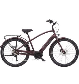 Electra Townie Path Go! 10D Elsykkel 2020 mod, Bosch, 10 gir, SO, Oxblood