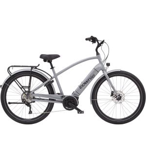 Electra Townie Path Go! 10D Elsykkel 2020 mod, Bosch, 10 gir, SO, Nardo Grey