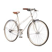 Pashley Aurora Damesykkel Old English White