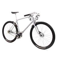 Pashley Morgan 8 Herresykkel Str Medium, 8 gir, Pearl Grey