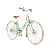 "Pashley Poppy Damesykkel 52 cm (20,5""), 3 gir, Peppermint"