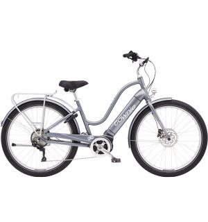 Electra Townie Path Go! 10D Elsykkel 2020 mod, Bosch, 10 gir, ST, Holographic