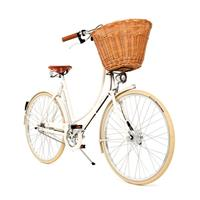 Pashley Britannia Damesykkel Old English White