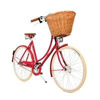 Pashley Britannia Damesykkel Royal Red