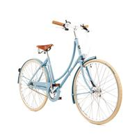 Pashley Poppy Damesykkel Powder Blue